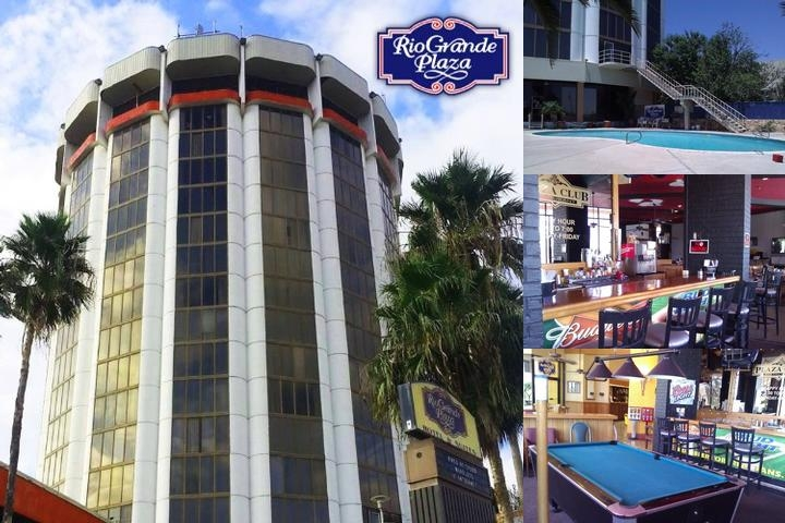 Rio Grande Plaza Hotel & Suites photo collage