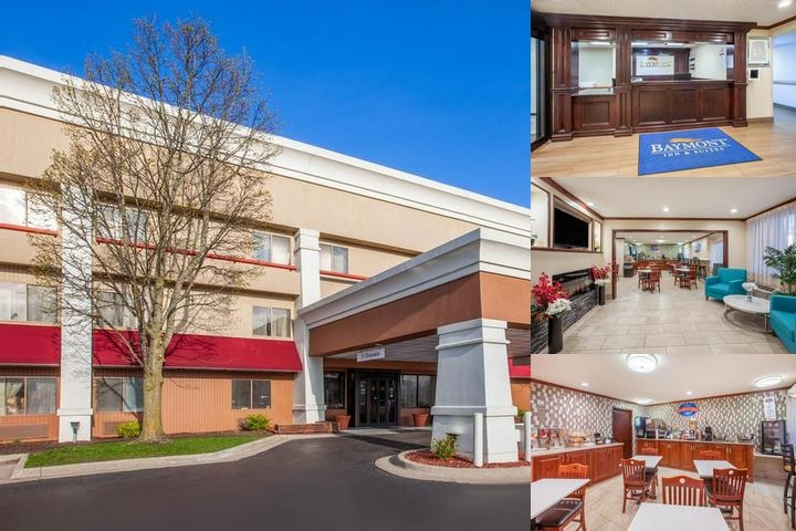 Baymont Inn & Suites Grand Rapids Airport photo collage