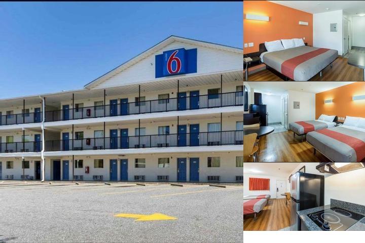 Motel 6 Greenville photo collage