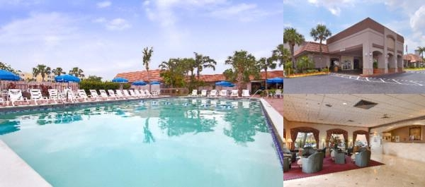 Ramada Plaza Fort Lauderdale photo collage