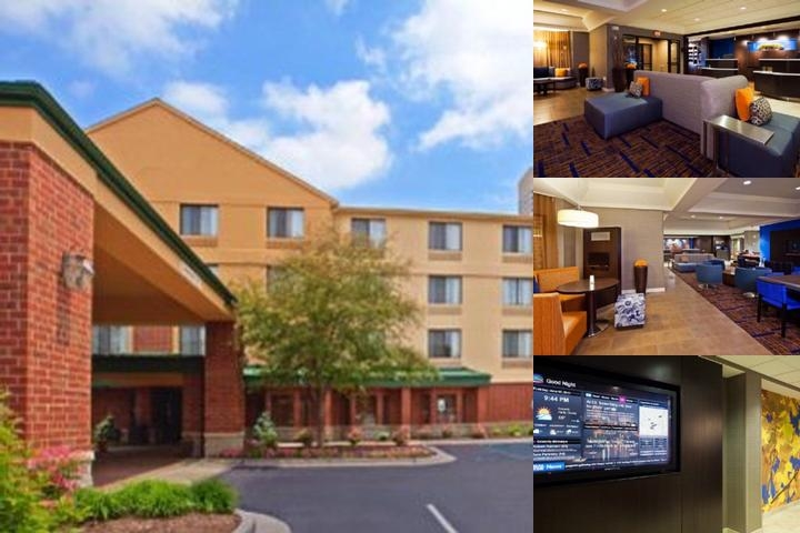 Courtyard by Marriott Indianapolis at the Capitol photo collage