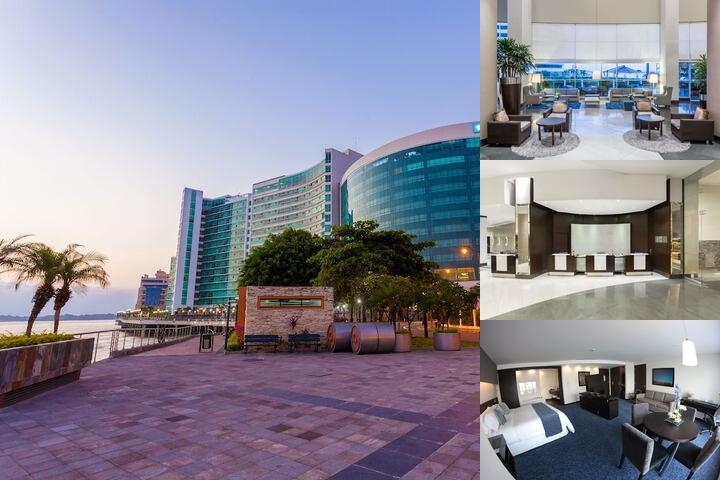 Wyndham Guayaquil photo collage