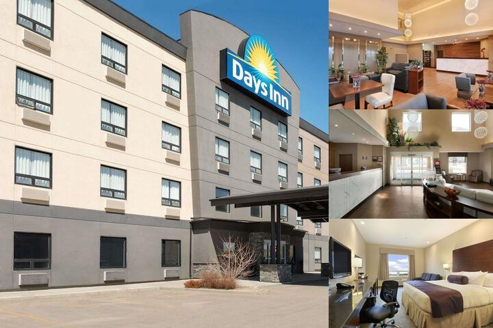 Days Inn Regina Airport West photo collage