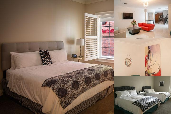 The Mantissa Executive Suites & Spa photo collage