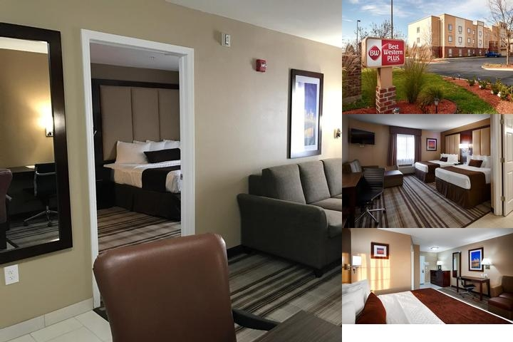 Best Western Plus Crawfordsville Hotel photo collage