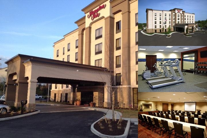 Waypa / Hampton Inn Waynesburg photo collage