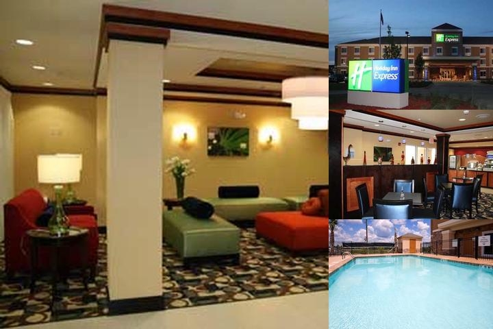 Holiday Inn Express & Suites Atmore photo collage
