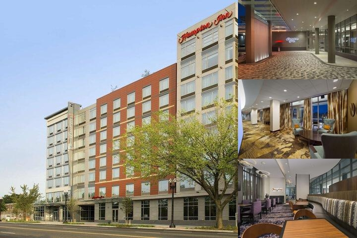 Hampton Inn Washington DC Noma Union Station photo collage