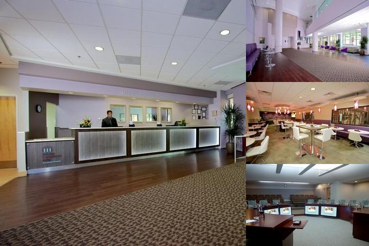 Kellogg Conference Hotel at Gallaudet University photo collage
