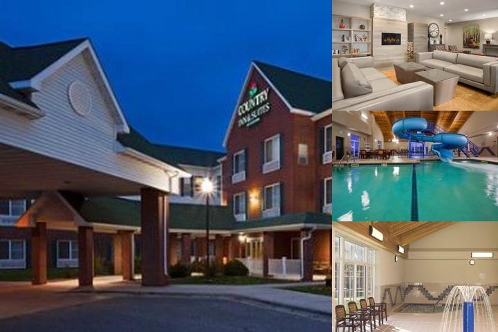 Country Inn & Suites Duluth North photo collage