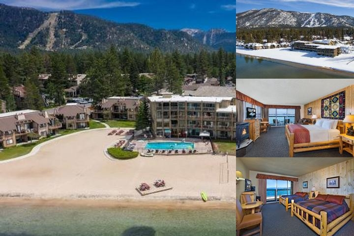 Tahoe Lakeshore Lodge & Spa photo collage
