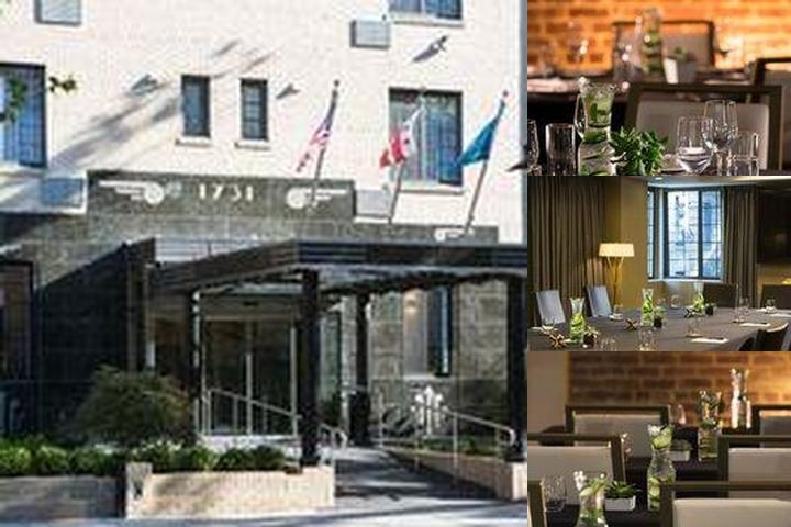 Carlyle Dupont Circle Hotel photo collage
