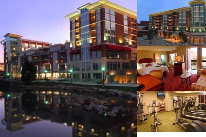 Hampton Inn & Suites Greenville-Downtown-RiverPlace photo collage