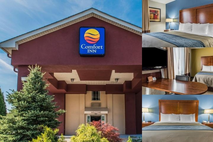 Comfort Inn Belle Vernon Photo Collage