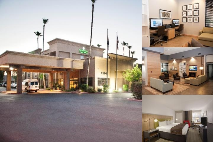 Greentree Inn & Suites Phoenix Sky Harbor photo collage