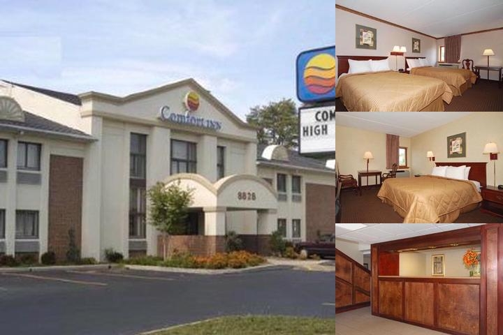 Quality Inn Nr Ft. Meade photo collage