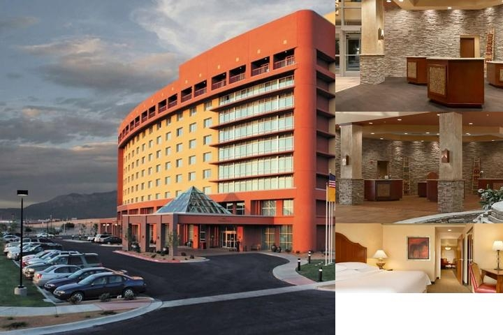 The Albuquerque Embassy Suites Hotel & Spa photo collage