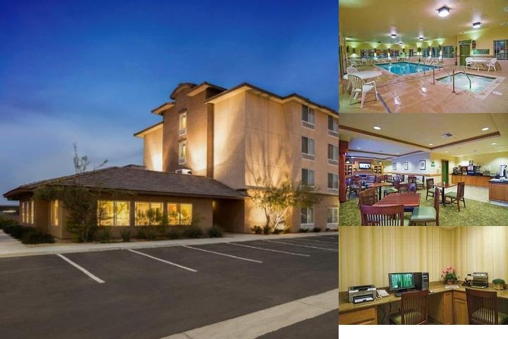 Ayres Hotel Barstow photo collage
