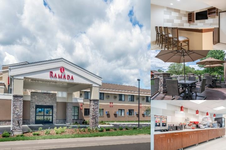 Ramada Minneapolis Golden Valley photo collage