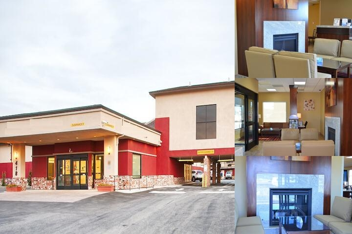 Surestay Hotel by Best Western Tehachapi photo collage
