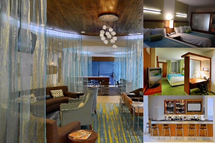 Springhill Suites by Marriott Lake Charles photo collage