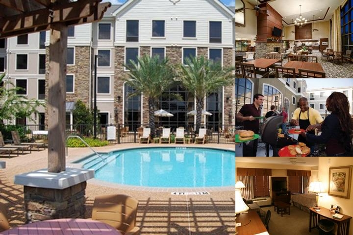 Staybridge Suites Montgomery Eastchase photo collage