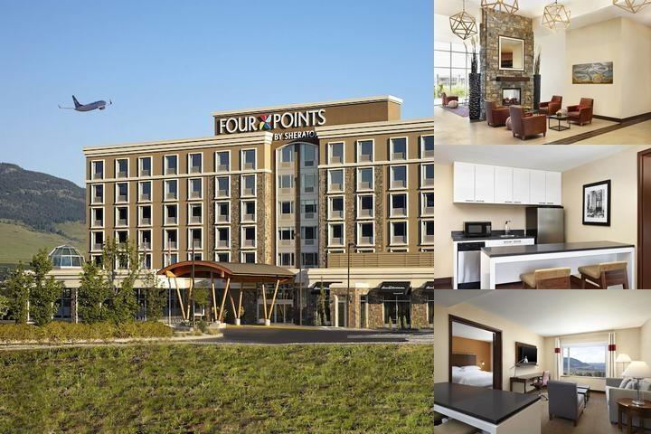 Four Points by Sheraton Kelowna Airport photo collage