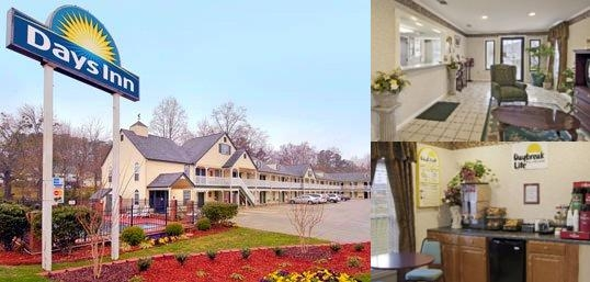Days Inn Canton photo collage