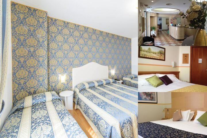 Hotel Floris photo collage