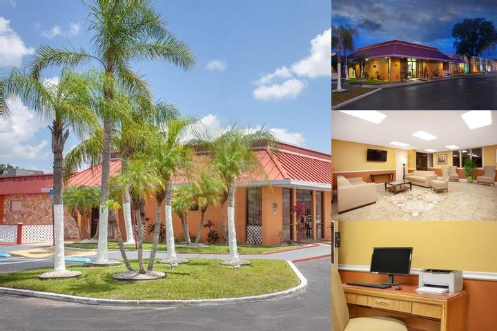 Budgetel Inn Kissimmee East photo collage