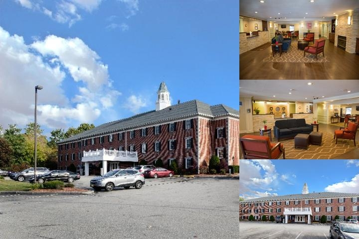 Comfort Inn Auburn / Worcester photo collage