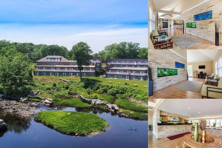 Ogunquit River Inn & Suites photo collage
