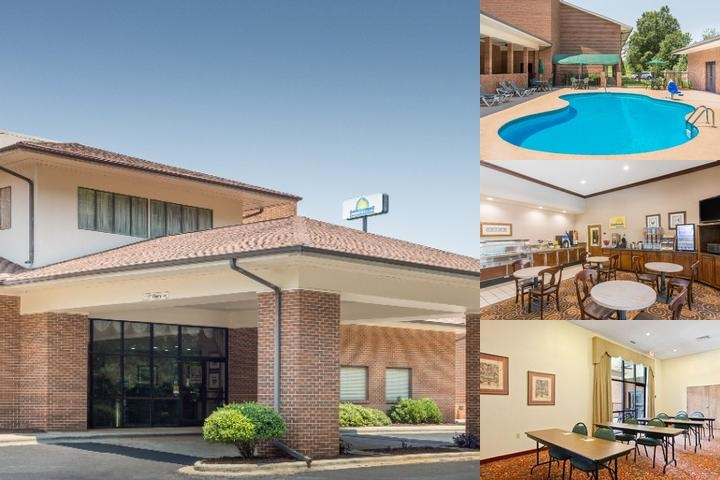 Days Inn & Suits photo collage