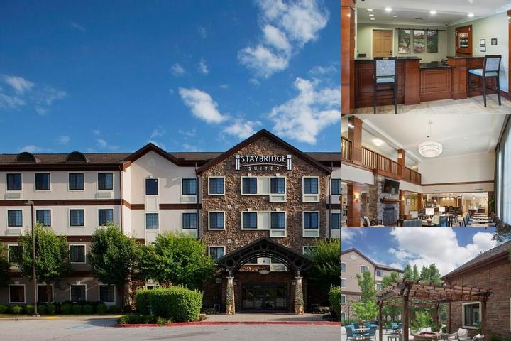 Staybridge Suites University of Arkansas photo collage