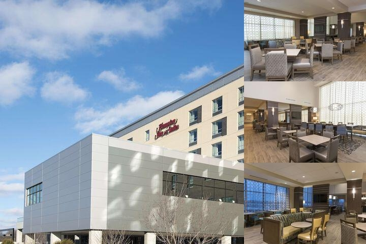 Hampton Inn & Suites Grand Rapids Downtown photo collage