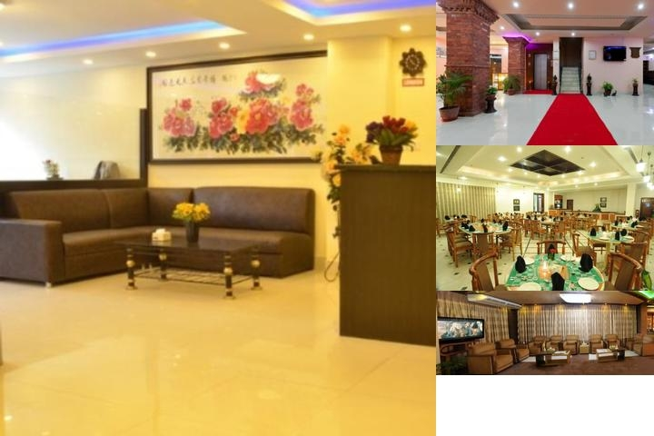 Hill Palace Hotels Manali photo collage