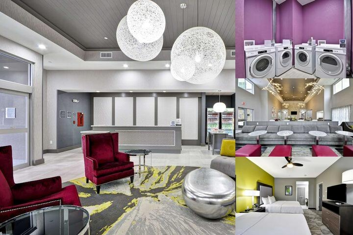 Homewood Suites by Hilton Tyler photo collage