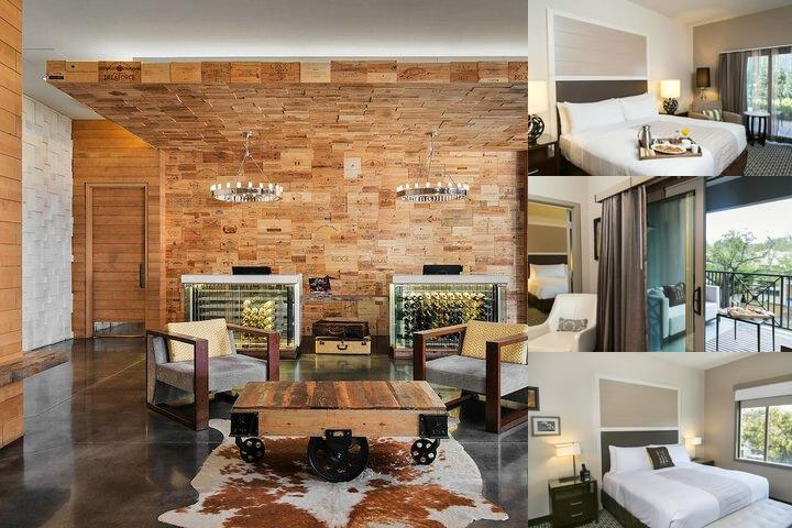 Epicurean Hotel photo collage