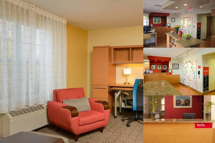 Towneplace Suites Baltimore Fort Meade photo collage