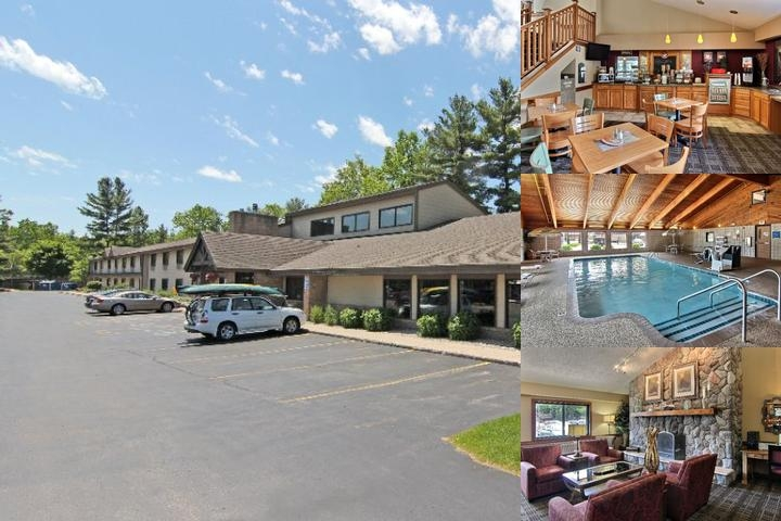 Grandstay Hotel & Suites of Traverse City photo collage