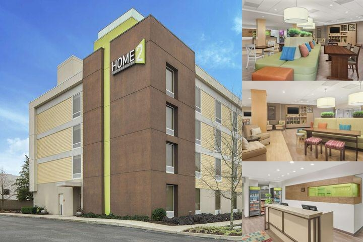Home2 Suites by Hilton Augusta photo collage