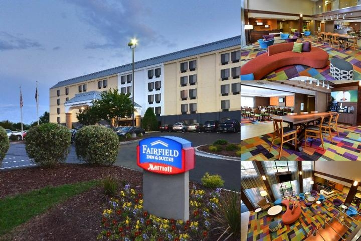 Fairfield Inn by Marriott Greensboro Airport photo collage
