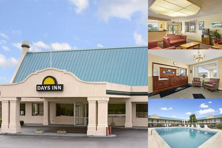 Days Inn Emporia photo collage