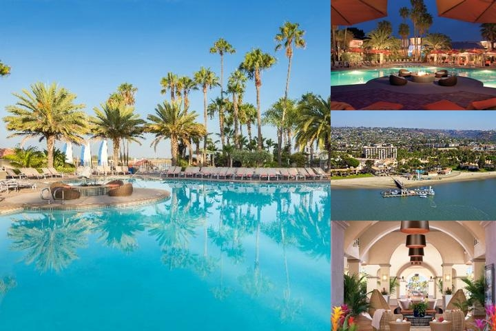 Hilton San Diego Resort & Spa photo collage