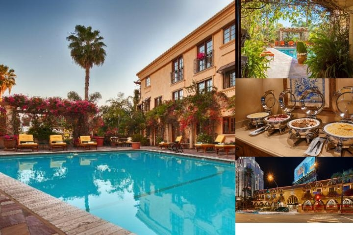Best Western Plus Sunset Plaza Hotel photo collage