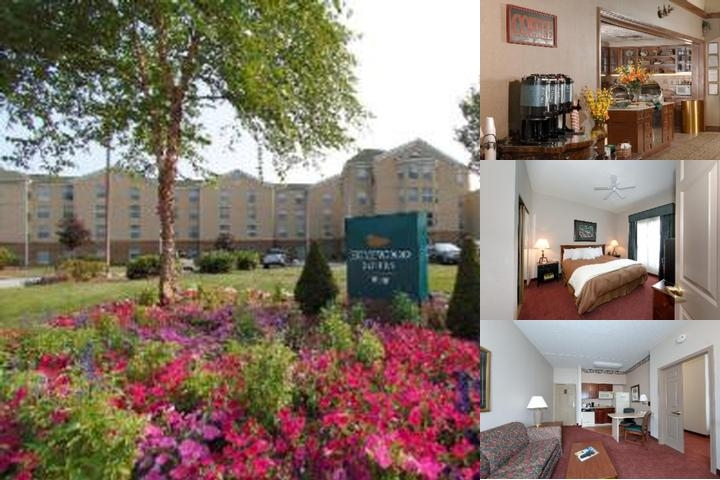 Homewood Suites Billerica photo collage