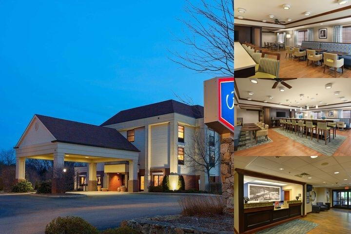 Hampton Inn Franklin / Milford photo collage