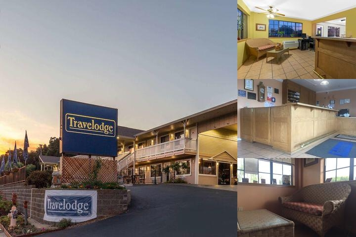 Travelodge Angels Camp photo collage