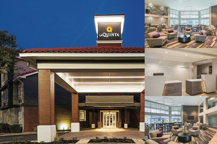 La Quinta Inns & Suites Austin at the Domain by Wyndham photo collage