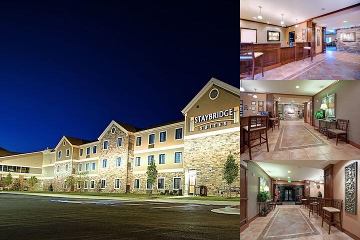 Staybridge Suites Salt Lake West Valley City photo collage